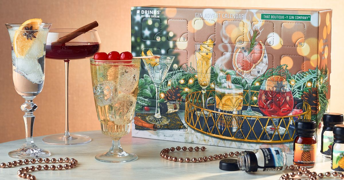 Ten Quirky Christmas Advent Calendars You Really Need To Try In 2020 photo