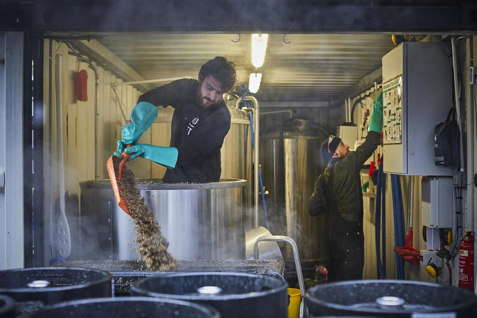 'at Risk' Craft Brewers Call For Hospitality Supply Chain Support photo