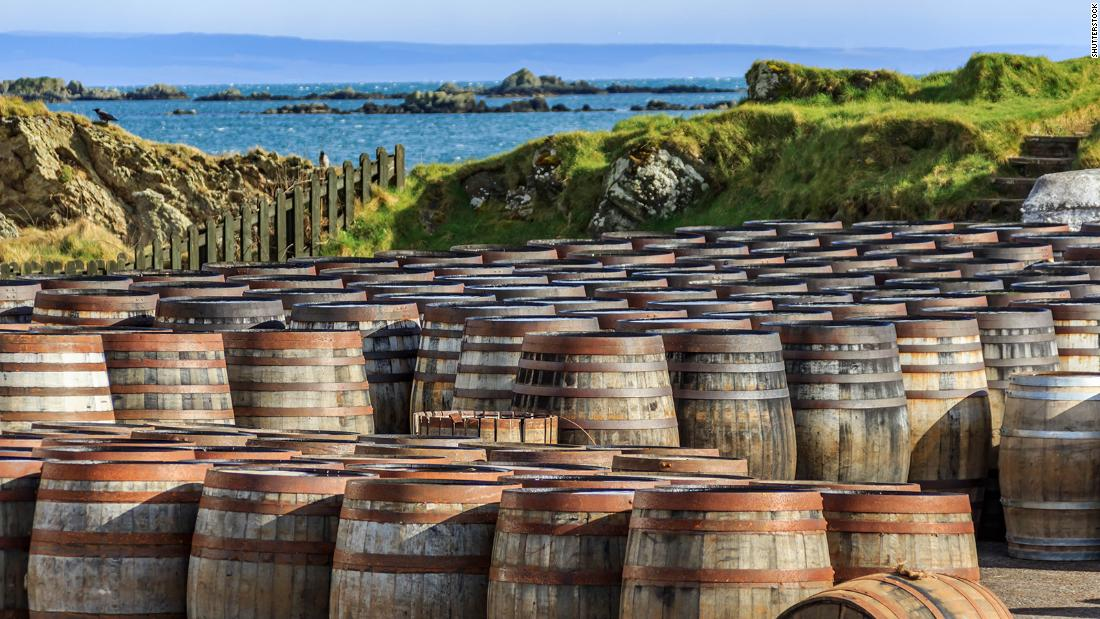 Scotland's Whisky Islands Are Dealing With A Major Covid Hangover photo