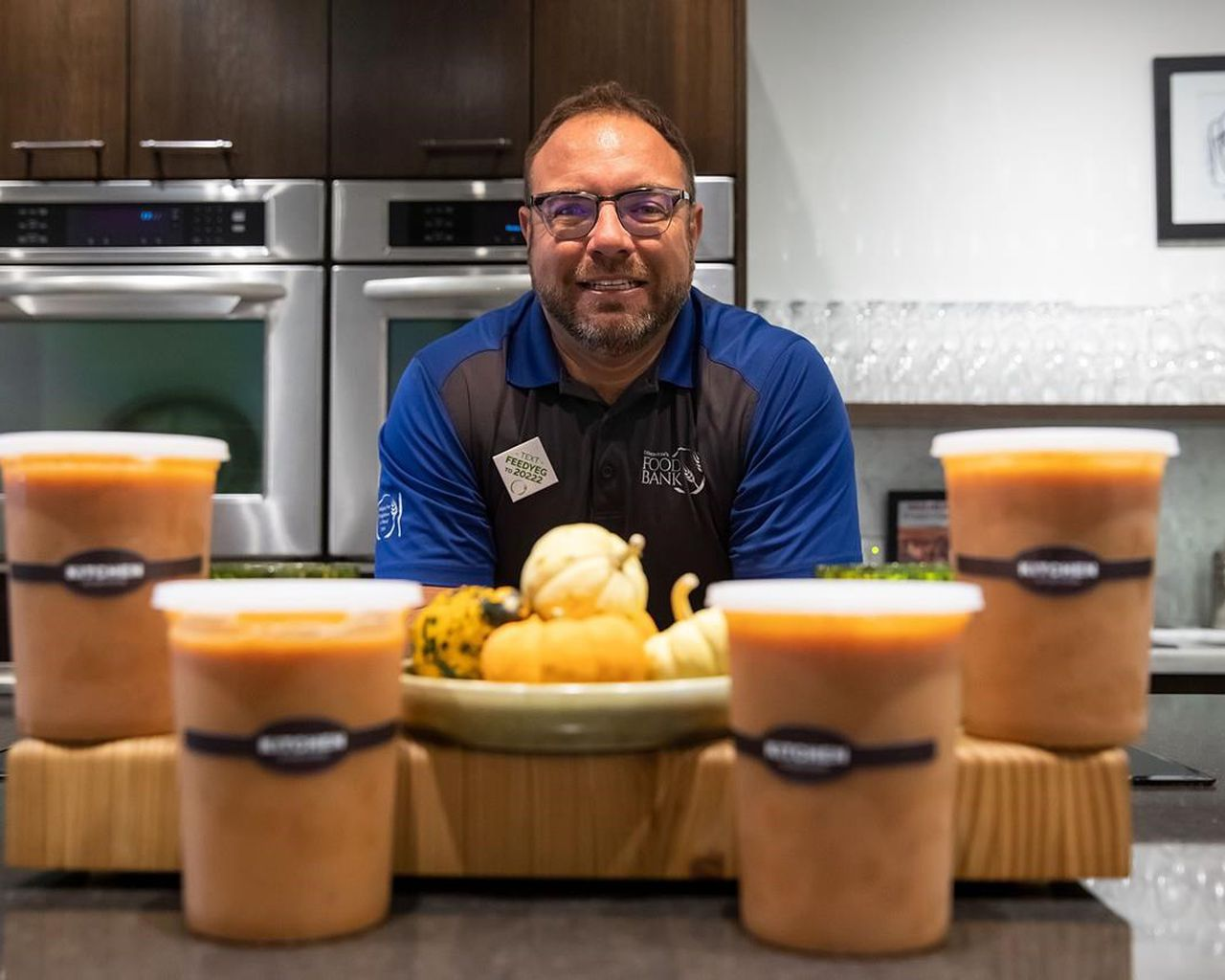 'whatever We Can Do To Support Normalcy:' Food Banks Prepare For Thanksgiving photo