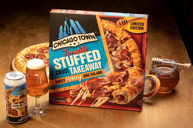 UK Brewery Creates A Pizza-inspired Beer photo
