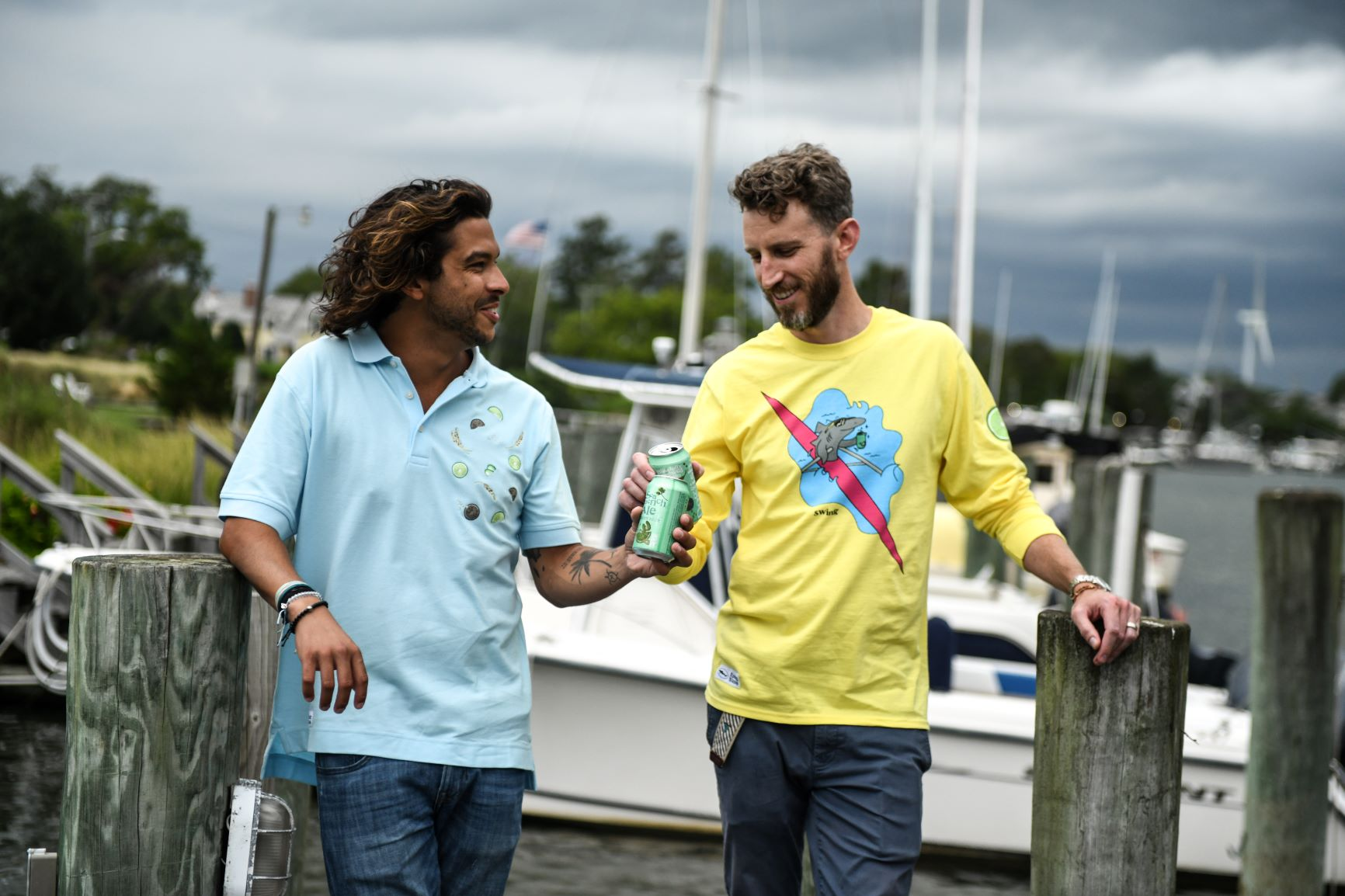 Dogfish Head And Rowing Blazers Collaborate On Clothing Collection photo