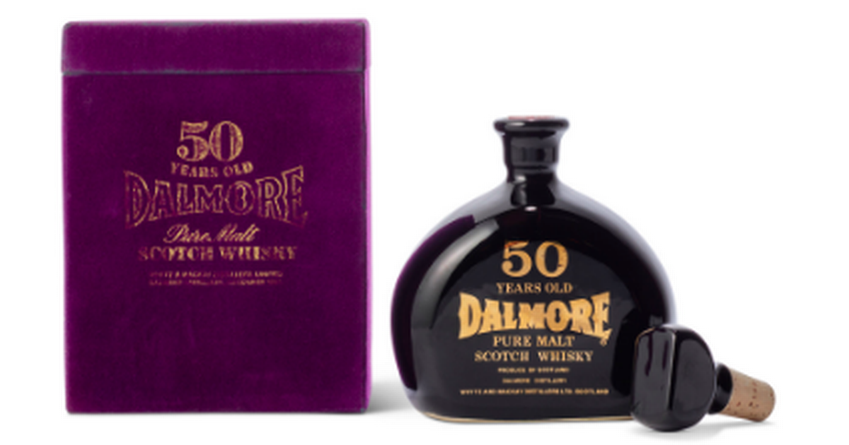 Rare Scots Whisky Set To Fetch £30k At International Auction photo