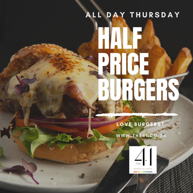 Half Price Burgers photo