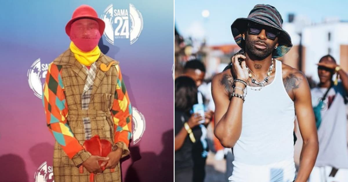 Riky Rick Gets Dissed By Fan Over Mysterious Russian Bear Partnership photo