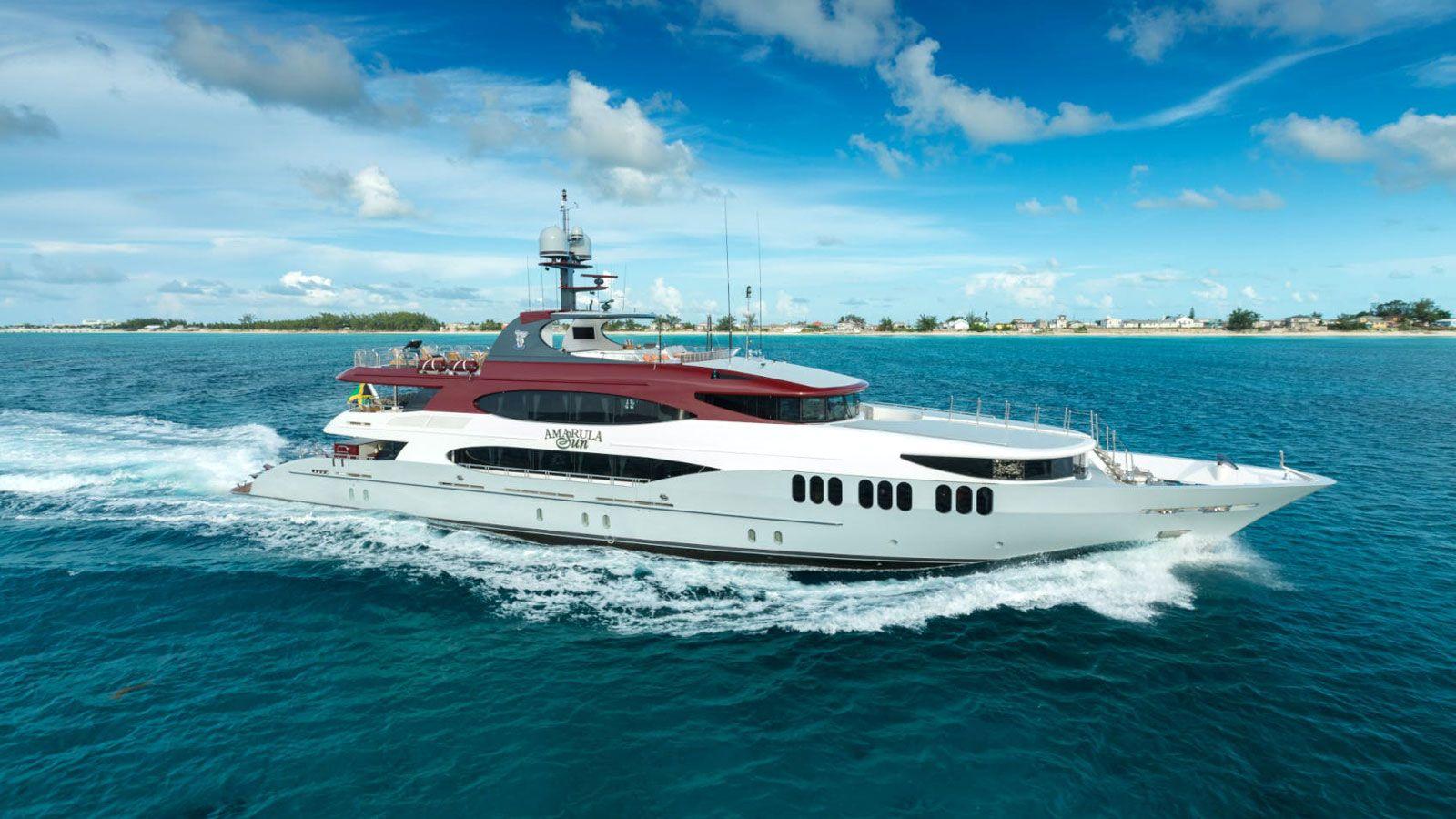 Trinity Motor Yacht Amarula Sun For Sale photo