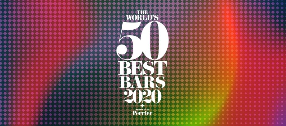 The World's 50 Best Bars 2020 Unveils 51–100 List photo