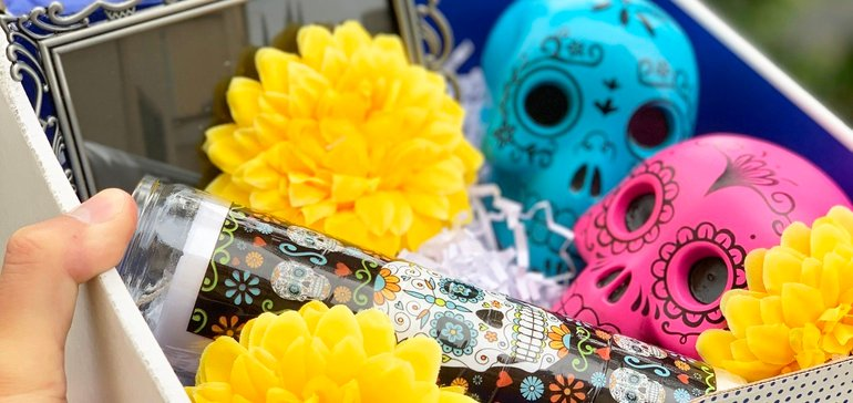 Jose Cuervo Supports At-home Day Of The Dead Festivities With Ofrenda Kits photo