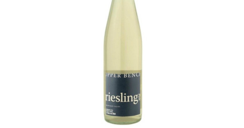 Upper Bench Riesling Is Wine Of The Year photo