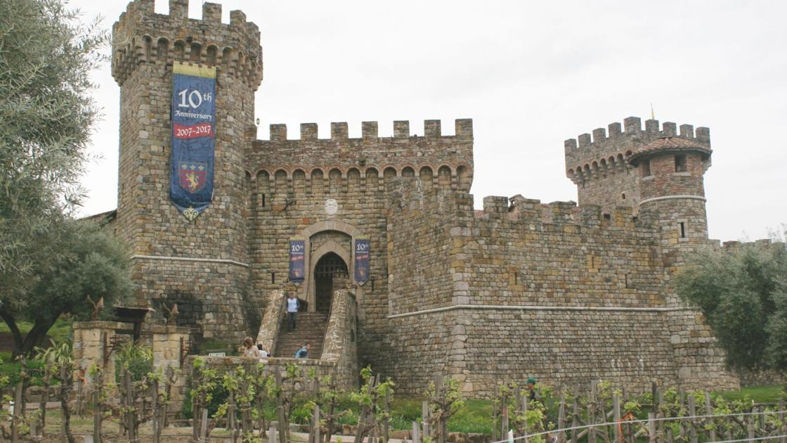 Napa's Castello Di Amorosa To Provide Medieval Setting For Disney+ Show photo