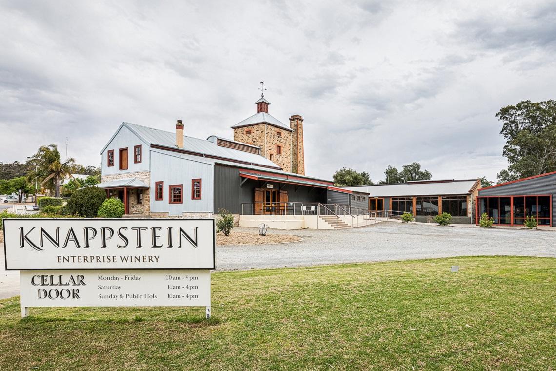 Knappstein Opens Renovated Cellar Door photo