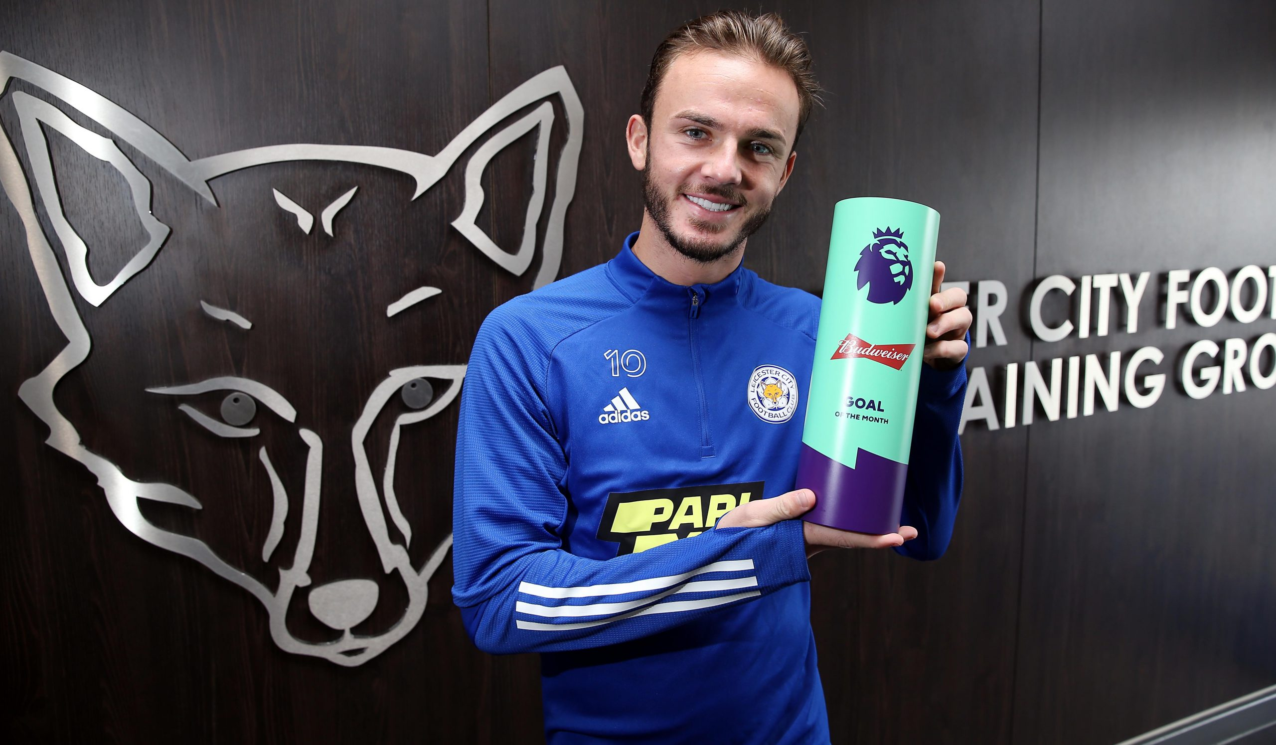 Maddison Wins Budweiser Goal Of The Month photo