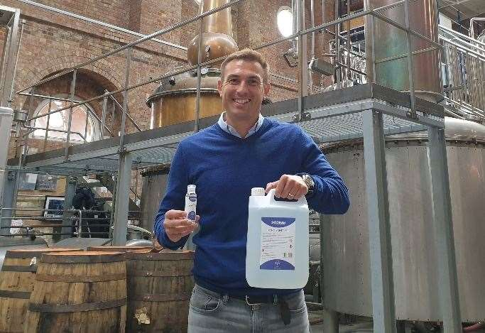 Distillery Rubs Its Hands In Glee At New Deal photo