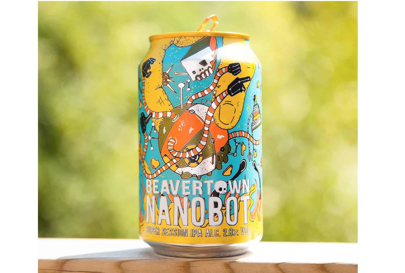 Beer Of The Week: Beavertown Brewery Nanobot 'super Session' Ipa photo