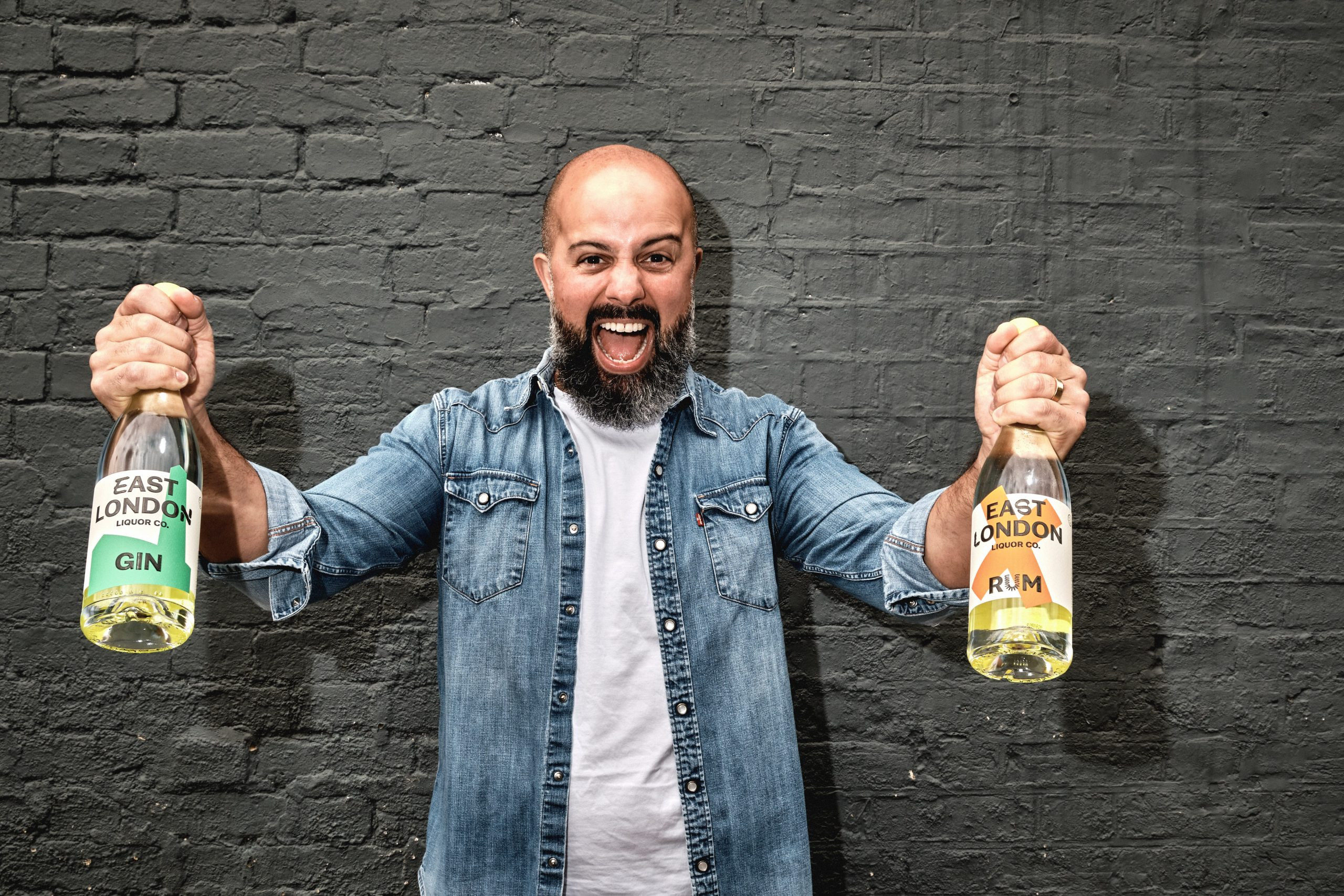 East London Liquor: Craft Doesn't Have To Mean Expensive, As Indie Distiller Toasts Tesco And Co-op Deals photo