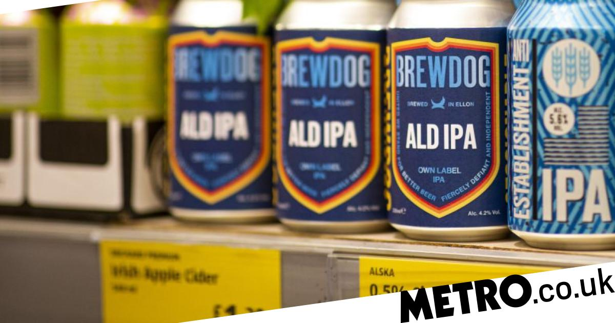 Brewdog And Aldi Team Up To Launch Limited Edition 'ald Ipa' photo