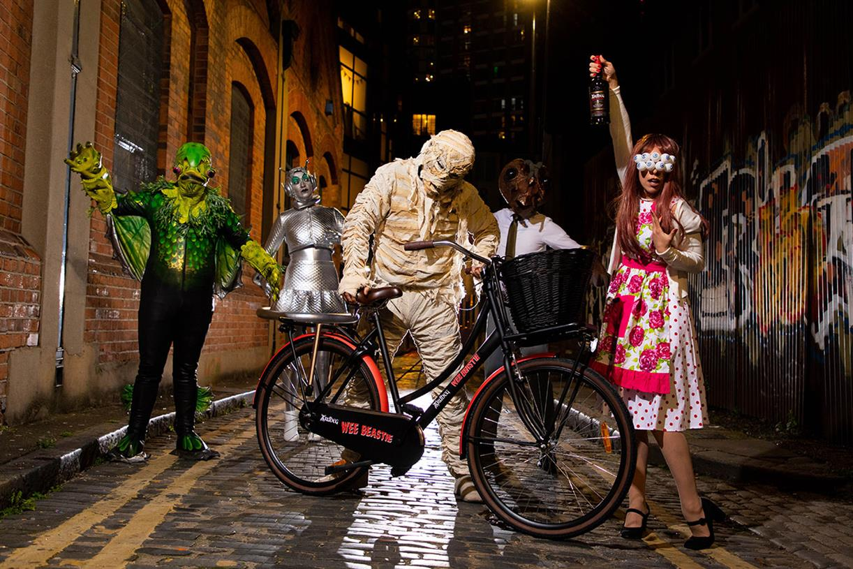 Whisky Brand Ardbeg Launches Delivery Service For At-home Halloween Celebration photo