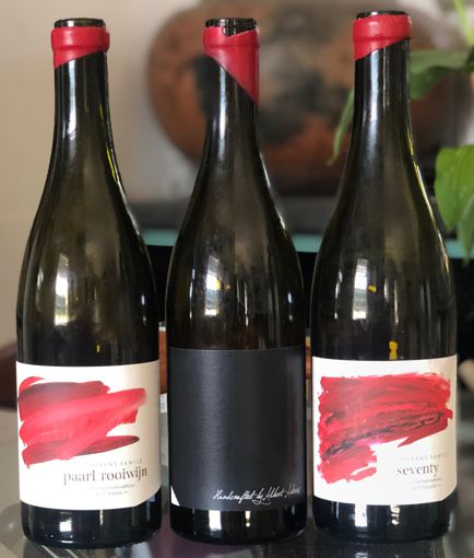 Tim James: A Visit To Albert Ahrens And His Wines photo