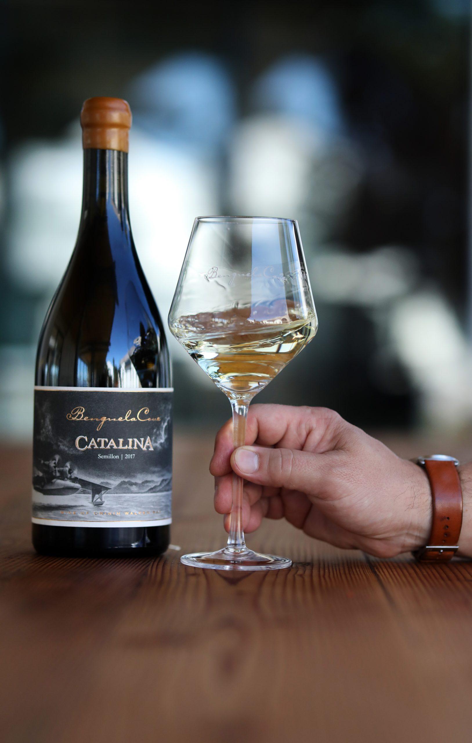 Novare SA Terroir Wine Award for Benguela Cove photo