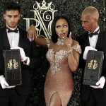 Fit For A #QueenB: Bonang Matheba Launches Sparkling Wines In Cans photo