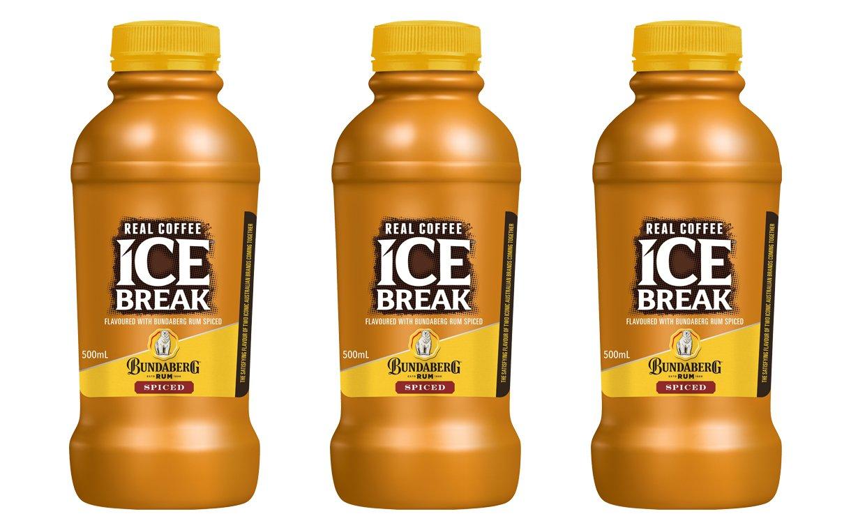 Bundaberg Rum And Ice Break Partner To Release Rum-spiced Iced Coffee photo