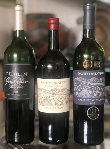 Tim James: Bordeaux Reds From Here And There photo