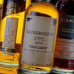 Caperdonich Whisky Collection Goes On Sale photo