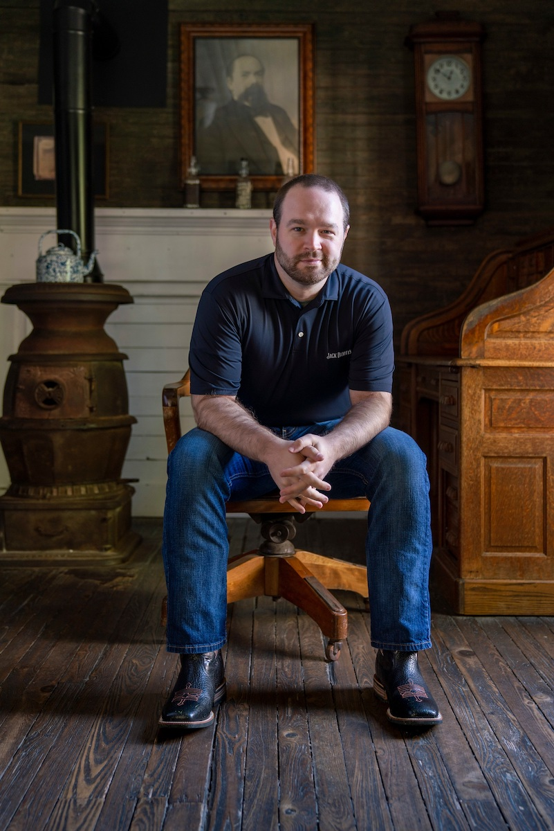 Chris Fletcher Taking The Reins As Jack Daniel's Master Distiller photo