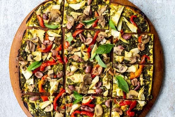 Constantia Glen Offers Vegan Options photo