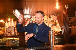 Inverroche Distillery And Travis Kuhn Are Stirring It Up With This Limited Gin photo
