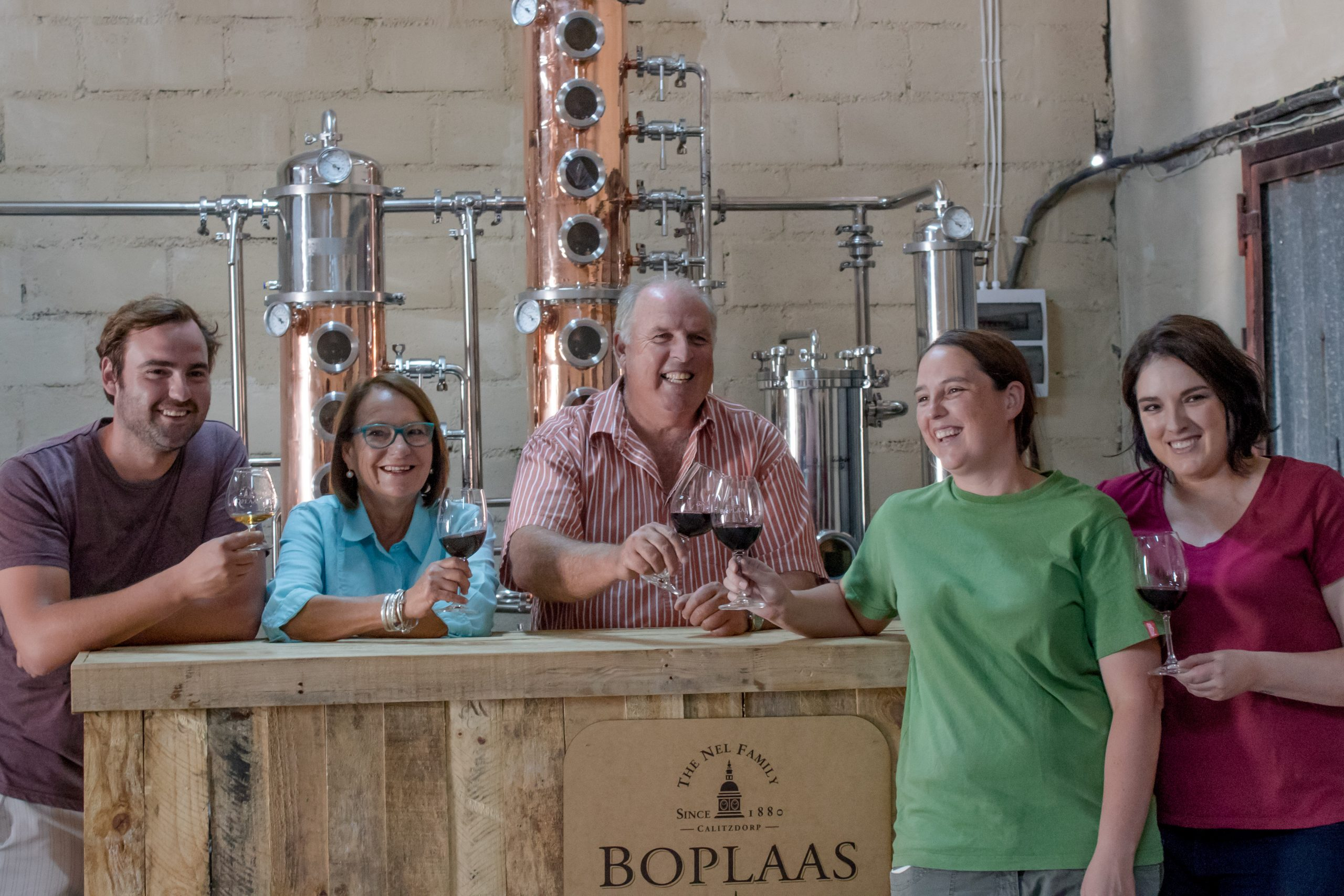 Boplaas Medals At Michelangelo Shine Light On Innovation And Legacy photo
