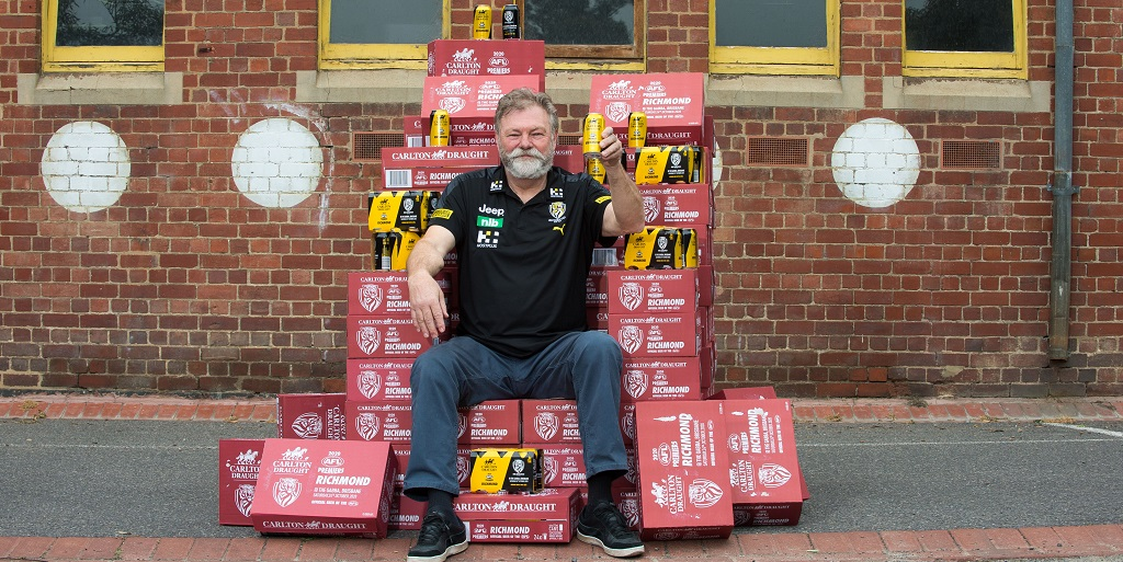 Cub Launches Richmond Cans To Keep The Celebrations Going photo