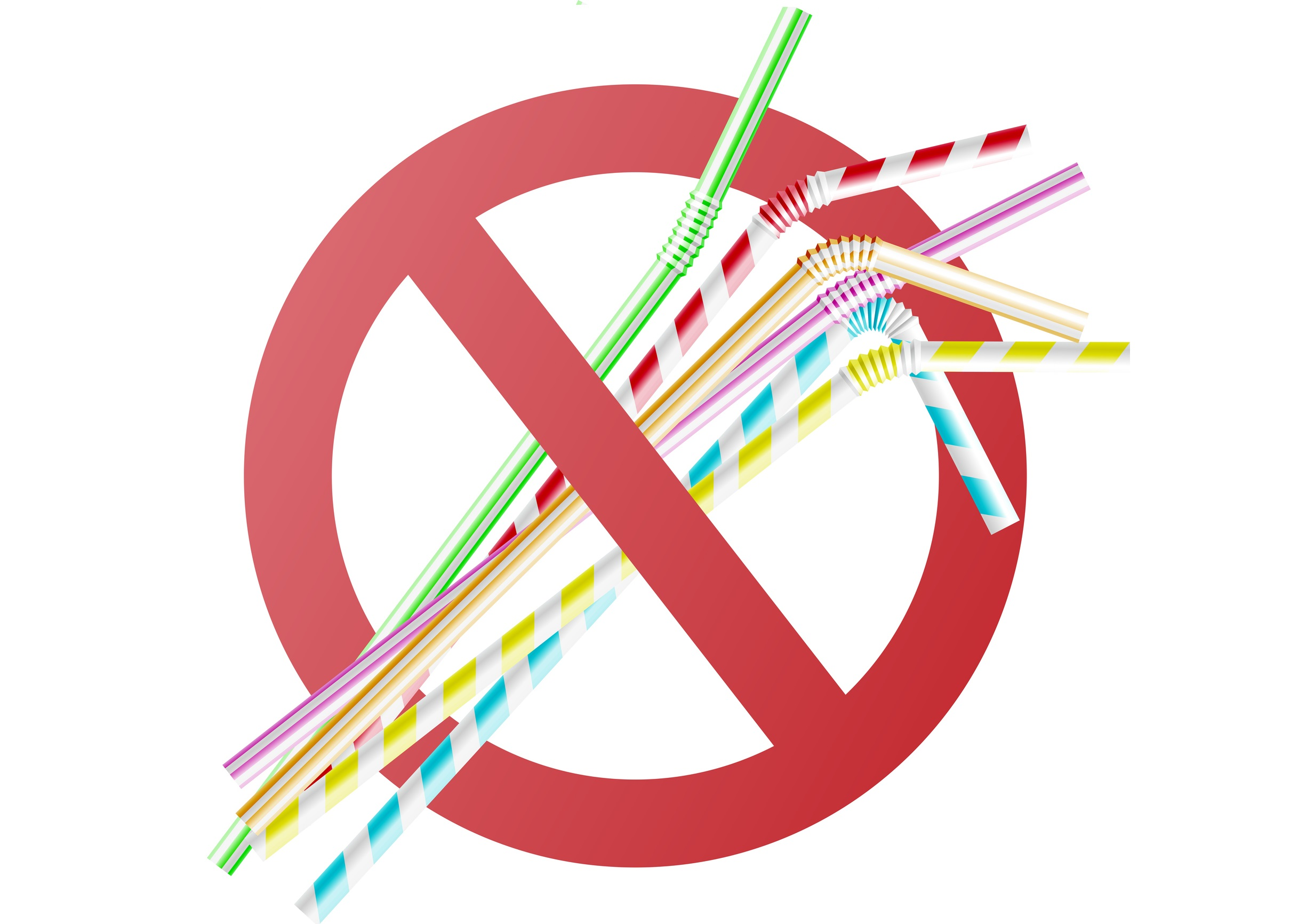 England Bans Plastic Straws And Stirrers photo