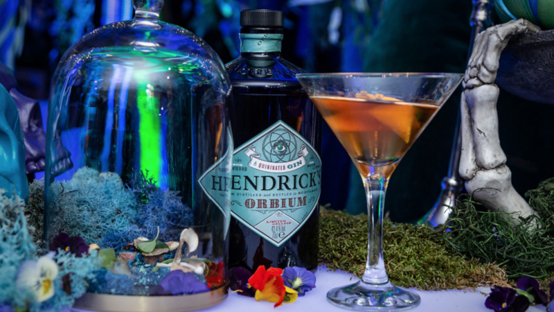 Recipe: 3 Spooky Halloween Cocktails For A Frightfully Good Time photo