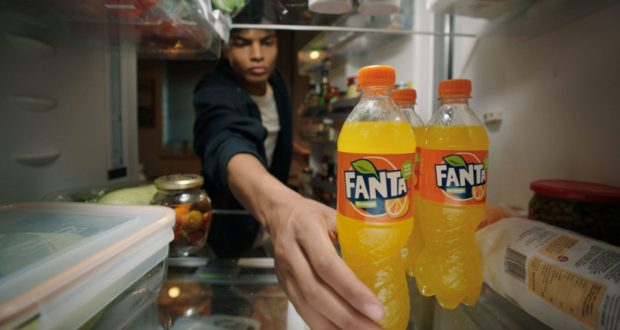 Fanta Returns To Tv With Halloween Advert photo