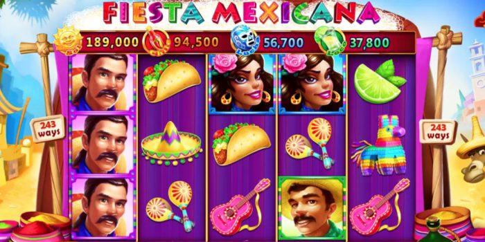 Fiesta Mexicana 700x350 1 Best Drink Themed Free Online Slots