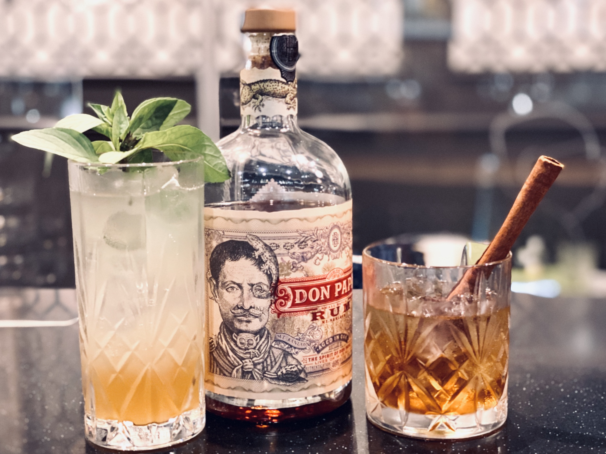 Celebrate London Cocktail Month With Romulo And Don Papa Rum photo