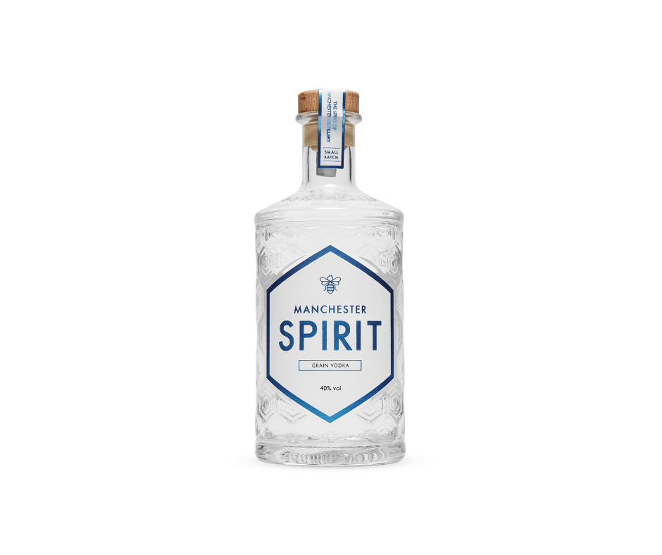 Manchester Gin Distillers Score Top Marks With First Foray Into Vodka photo