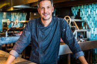David Higgs Show Cooks For A Cause In The New Age Of Covid photo