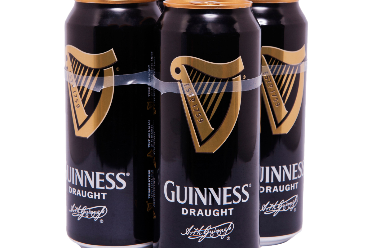 Some Guinness Cans Temporarily Without Floating Widget Over Covid 'supply Issue' photo
