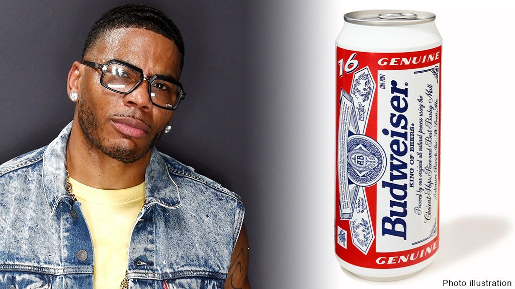 Rapper Nelly Touched By Beer-can Shoutout From Budweiser: 'something To Live Up To' photo