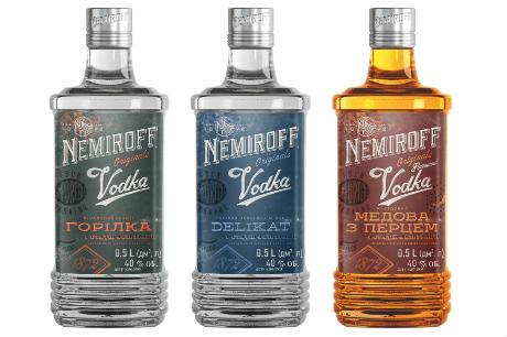 Nemiroff Vodka Reiterates Commitment To Quality As Bottlings Receive F photo