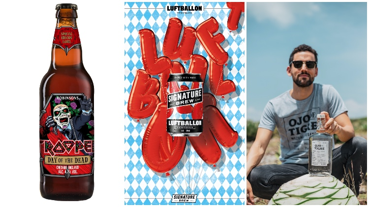 Iron Maiden, 99 Luftballons And Netflix Star Drink Launches Revealed photo