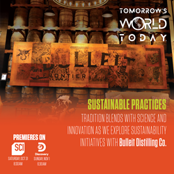Bulleit Bourbon Sustainability Efforts Featured On Season Three Of Tom photo