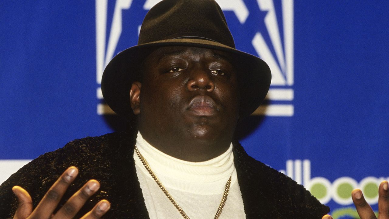 Notorious B.i.g. Releases Posthumous Freestyle In Partnership With Pepsi photo