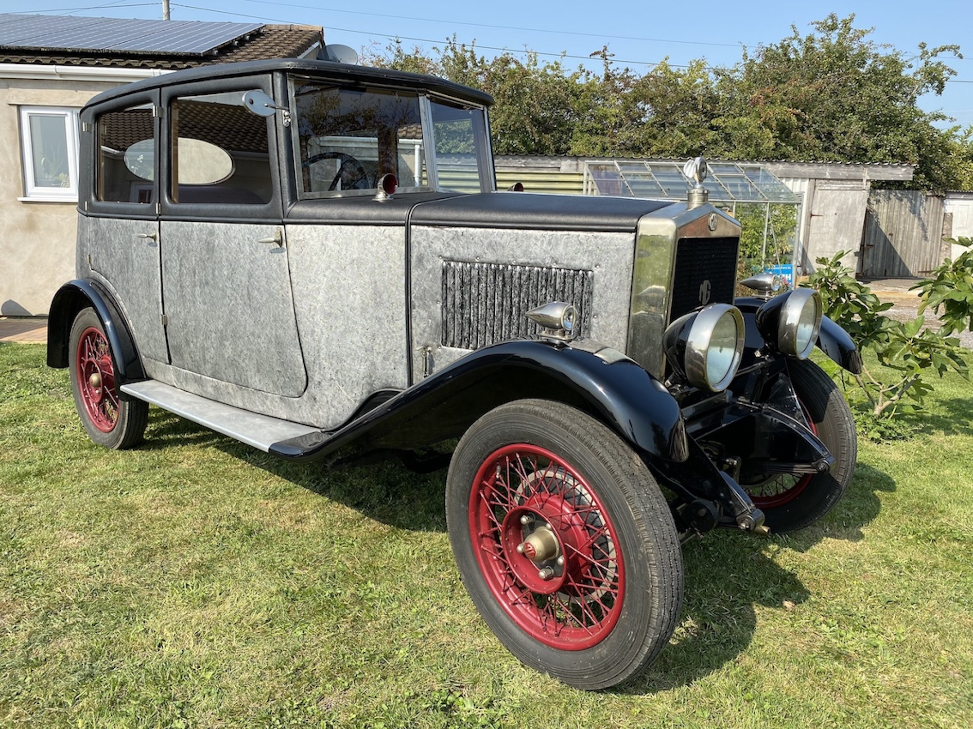 Famous Mg That Lent Its Name To British Beer Brand Going To Auction photo