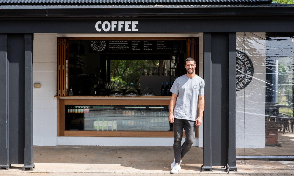 Octeine Coffee Has Just Opened In The Seppeltsfield Village photo