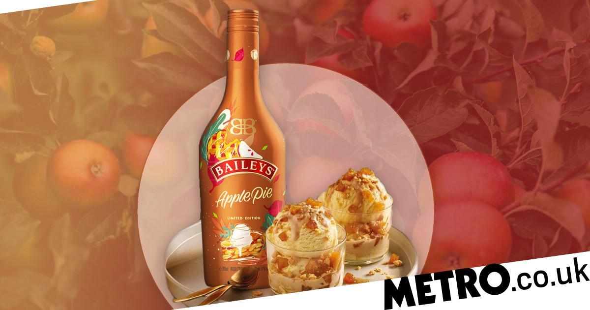 Baileys Launches Limited Edition Apple Pie Flavour Liqueur photo