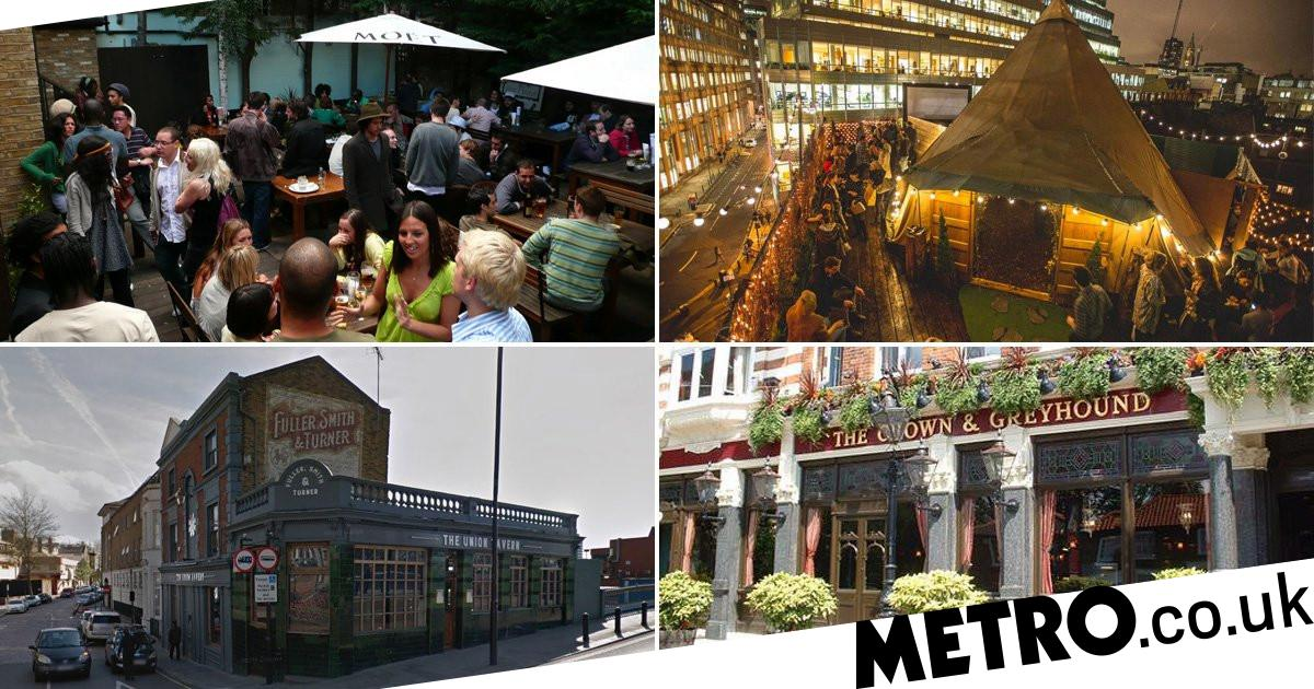 London's Best Beer Gardens And Terraces To Drink Outdoors During Tier Two photo