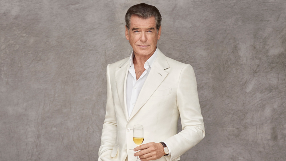 Pierce Brosnan On Staying Sane In Quarantine And Trading Bond's Martinis For Añejo Tequila photo